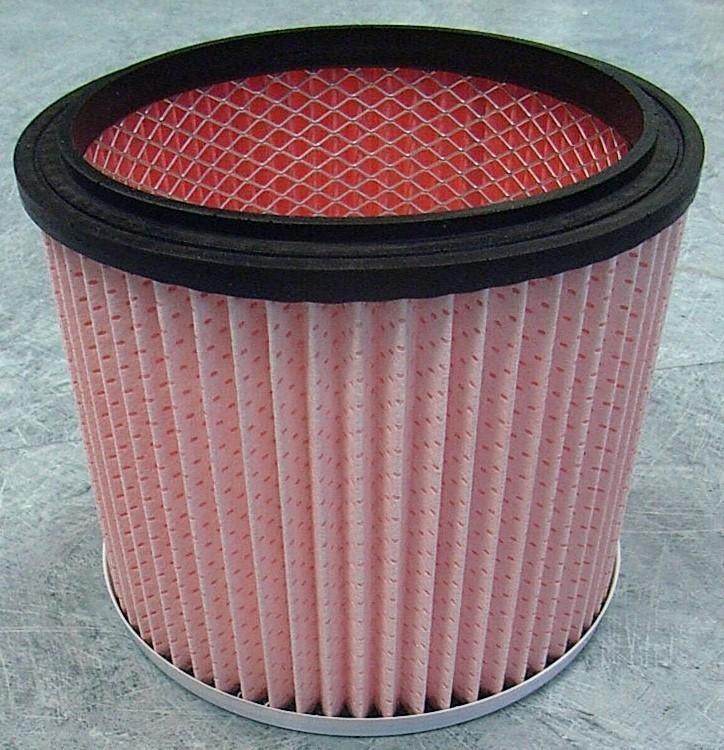 filtre cartouche sp cial poussi res fines aspirateurs. Black Bedroom Furniture Sets. Home Design Ideas