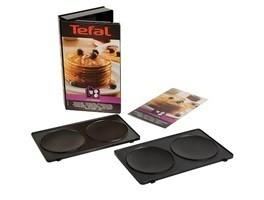 Coffret plaques pancakes snack collection tefal miss - Plaque tefal snack collection ...