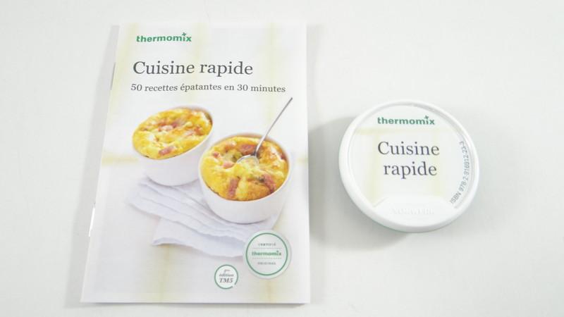 cl 233 de 50 recettes quot cuisine rapide quot pour robot vorwerk thermomix tm5 miss pieces