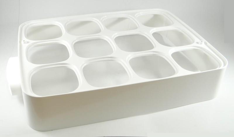 Support de pots pour yaourti res multi d lices de seb miss - Yaourtiere multi delice 12 pots ...