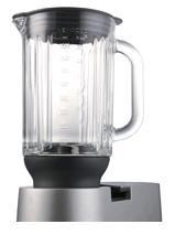 blender en verre thermo resist kenwood pour chef, major, cooking chef et Kmix