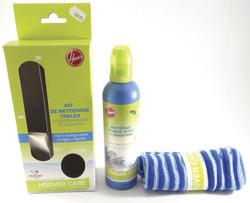 kit de nettoyage pour plaque vitroc ramique et induction miss. Black Bedroom Furniture Sets. Home Design Ideas