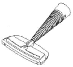 Brosse tissu ameublement pour nettoyeur vapeur astoria nn620a nn650a miss p - Nettoyeur vapeur tissus ...