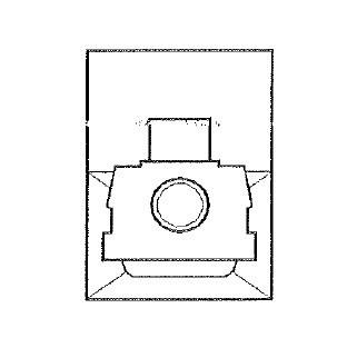 Lot de 6 sacs en papier 1 filtre pour aspirateur rowenta - Sac aspirateur rowenta artec 2 ...