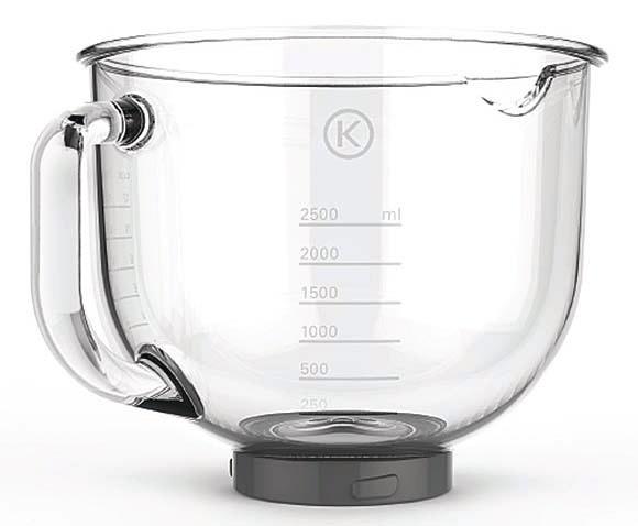 Kmix bol verre table de cuisine - Robot kmix pas cher ...