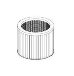 filtre cartouche pour aspirateur nilfisk gd320 miss. Black Bedroom Furniture Sets. Home Design Ideas
