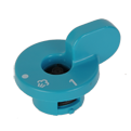 soupape turquoise clipso1