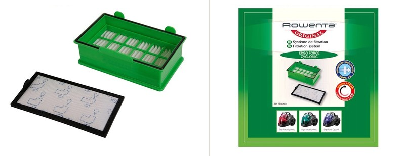 filtre hepa pour aspirateur rowenta ergo force cyclonic miss. Black Bedroom Furniture Sets. Home Design Ideas