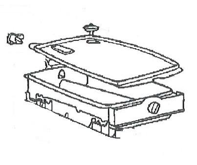 bac huile pour friteuse seb oleoclean fr700501 12 miss. Black Bedroom Furniture Sets. Home Design Ideas