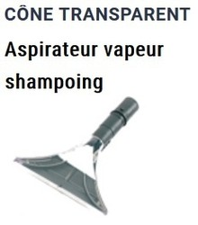 cone transparent OURAGAN cabrelli