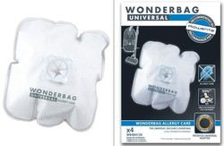 lot de 4 sacs aspirateur Wonderbag Allergy Care WB484720