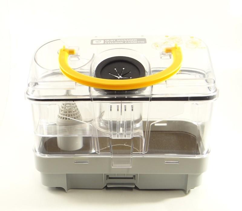 cassette cyclonique pour aspirateur sensory hoover miss. Black Bedroom Furniture Sets. Home Design Ideas