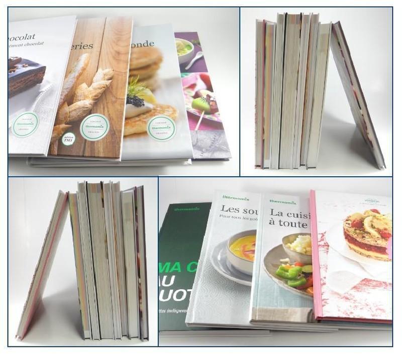 Livres de recettes pour thermomix de la marques thermomix miss - Livre thermomix cuisine rapide ...