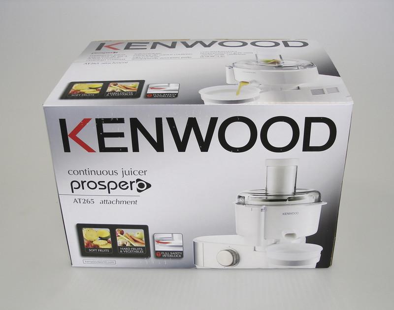 centrifugeuse compl te pour prospero kenwood de km260. Black Bedroom Furniture Sets. Home Design Ideas