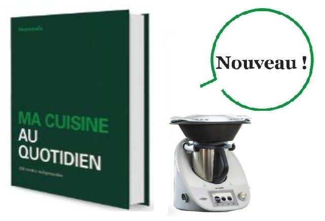 Livres recettes thermomix tm5 - Ma cuisine 100 facons thermomix pdf ...
