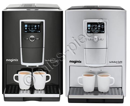 pi ces d tach es et accessoires pour le robot caf magimix 11491 11492 miss. Black Bedroom Furniture Sets. Home Design Ideas