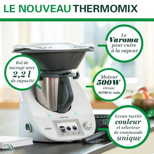 pi ces et accessoires pour robot thermomix tm5 vorwerk miss. Black Bedroom Furniture Sets. Home Design Ideas