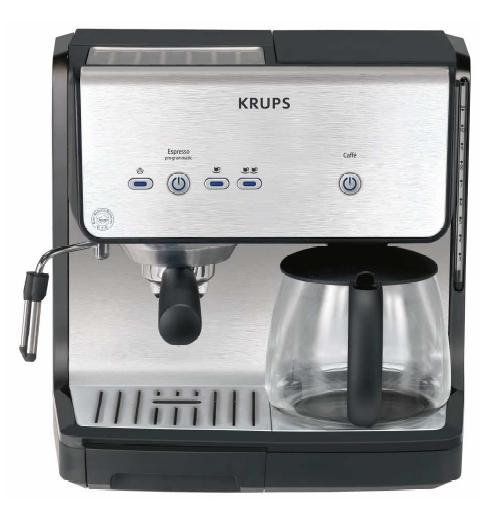 Piece detachee cafetiere krups po le cuisine inox for Pieces detachees cuisine